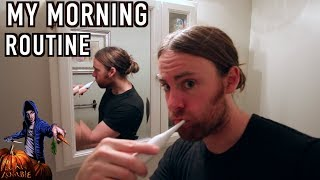 My Morning Routine & What Vegan Products I Use