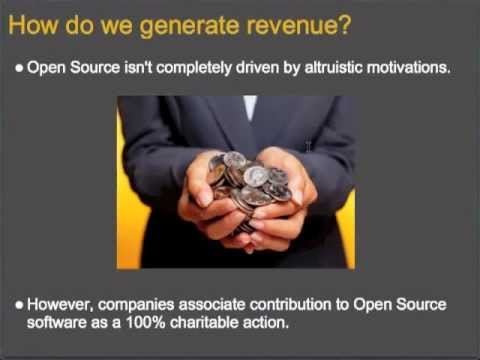 The Open Source Business Model