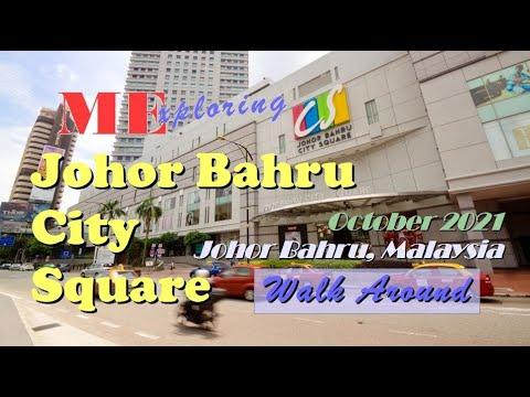 Download [Johor Bahru, Malaysia] Johor Bahru City Square - Walk Around On 16 October 2021