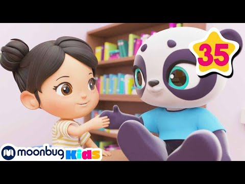 Teacher Says Song | Little Baby Bum | Baby Songs & Nursery Rhymes | Learning Songs For Babies