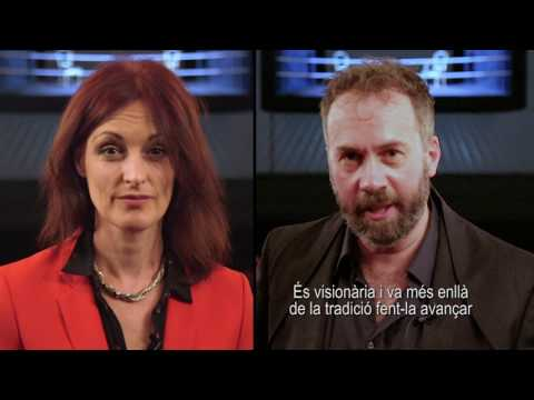 'Quartett' (2016/17) - Entrevista Allison Cook & Robin Adams