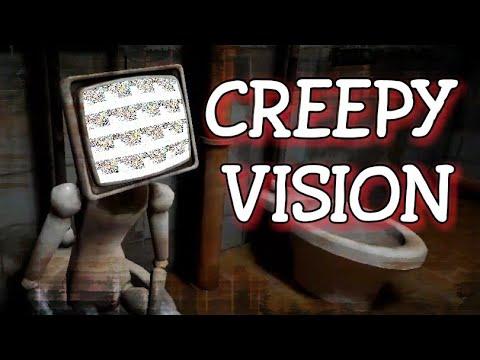 Creepy Vision. ХОРРОР НА АНДРОИД. ДИЧАЙШАЯ ШИЗОФРЕНИЯ. ЛУЧШИЙ ХОРРОР КОНЦА 2018 ГОДА?