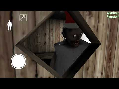 Granny 1.6 funny moments The Horror Game || Experiments with Granny