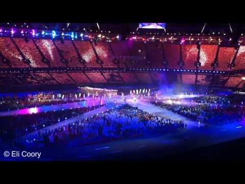 Top stars at the London 2012 Olympics - Rio Presentation
