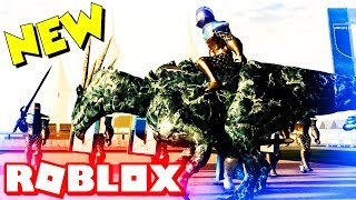 ROBLOX NEW - MYTHICAL WORLD!! (Creatures, Dragons, Fairies, Vampires, Ogres, Princess and Kings)