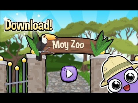 Moy Zoo Android İos Free Game GAMEPLAY VİDEO