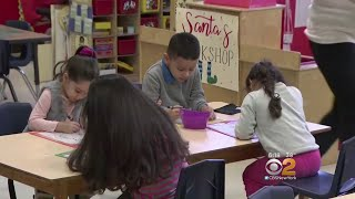 Educators Call For Increased Access To Publicly Funded Pre-K For Long Island Children