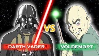 Darth Vader vs Voldemort Animation - MULTIVERSE WARS