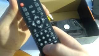 Мини-hd DVB-T2 цифрового ресивер ТВ приставка из Китая