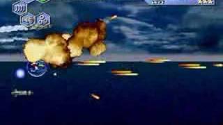 Thunder Force V (Saturn, PSX)