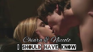 Chiara & Niccolo | I should have know [legendado]