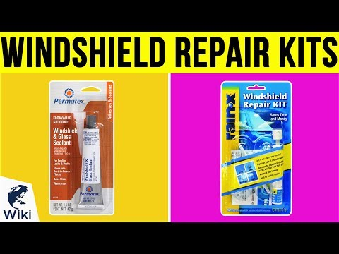 8 Best Windshield Repair Kits 2019