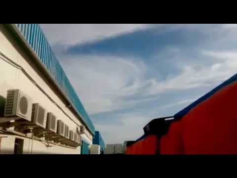 Plastic Raw materials warehouse of Polymers Trade FZC Sharjah