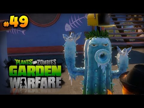 Plants vs Zombies: Garden Warfare│en Español por TulioX│ Parte #49 [A]
