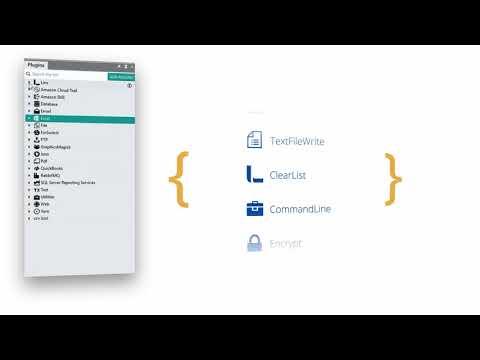 Easy Drag & Drop Application Development Designer | Linx