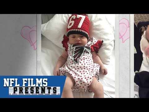 The Most Unique Game Day Birth Story You'll Ever Hear | NFL Films Presents