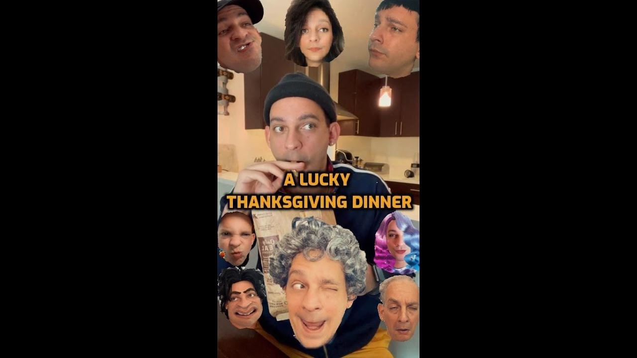 Download A Lucky Thanksgiving dinner| PatD Lucky