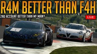 Gran Turismo Sport: R4M Shadow Almost Better than F4H Super GT   Monday Daily Races