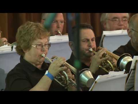 Foss Dyke Band - Bolsover Festival of Brass 2016