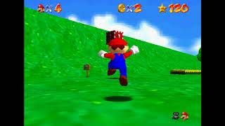 Super Mario 64 (TAS) - 2018 Competition Task 3 - My Entry