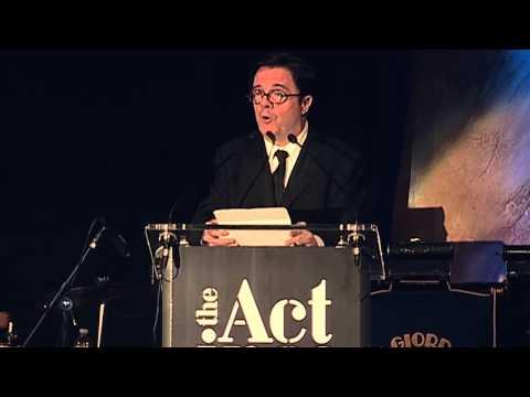 The Acting Company Gala 2013 -- Dana Ivey's Award Acceptance