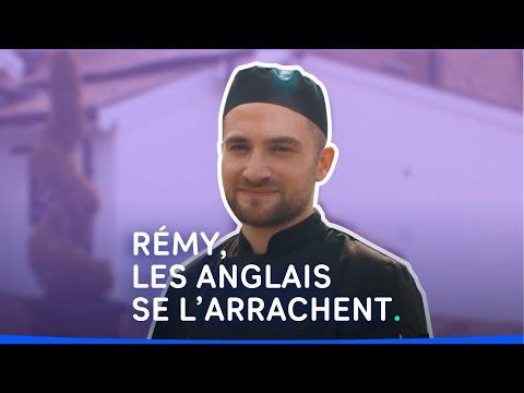 Erasmus - Témoignage de Remi apprenti pâtissier #short