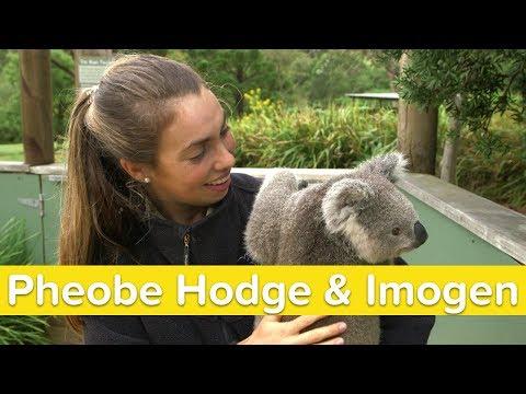 People of Wollongong - Phoebe & Imogen