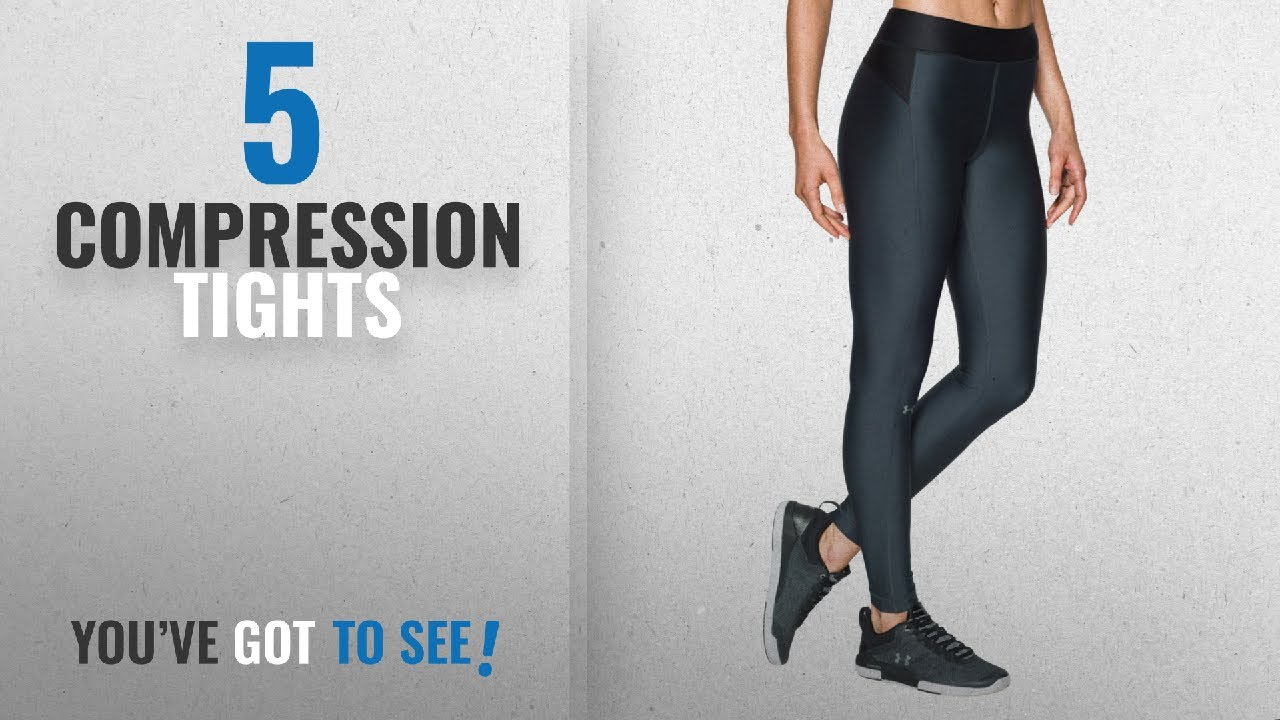 be0c8ffe60 Top 10 Compression Tights  2018   Under Armour Women s Sports Leggings