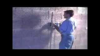 Realizzazione tracce nelle pareti