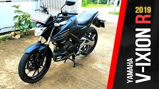 Yamaha All New Vixion / V-ixion R 2019 Review (In Depth Tour)