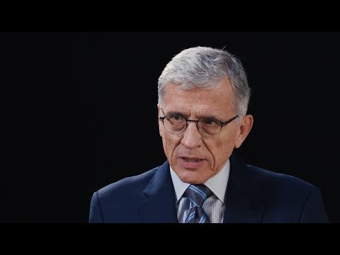 Tom Wheeler on Decisions at the FCC: GLG Anatomy of a Decision