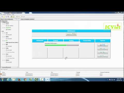 Stm32 Event and interrupts - Electrical Engineering