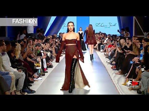 LAQUAN SMITH 4th Arab Fashion Week Ready Couture & Resort 2018 - Fashion Channel