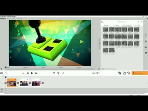 Magix Video Easy 6 Review - Low cost simple video editor