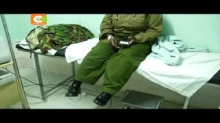 Maafisa wa polisi zaidi 40 waambukizwa Kipindupindu Rongai