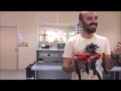 """Mechatronics System Design"" Course Projects - Istanbul Technical University 2017 (Long Version)"