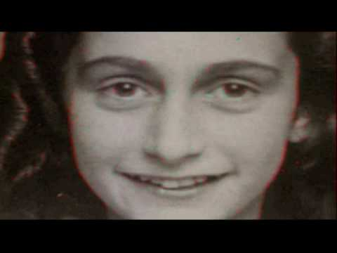 anne frank the only known video youtube. Black Bedroom Furniture Sets. Home Design Ideas