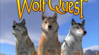 Wolf Quest Soundtrack Amethyst Mountain - Tim Buzza [Part 1]