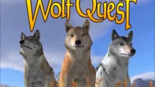 Wolf Quest Soundtrack Amethyst Mountain - Tim Buzza [Part 1]