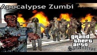 Gta San Andreas-Zombie Alarm「HD」