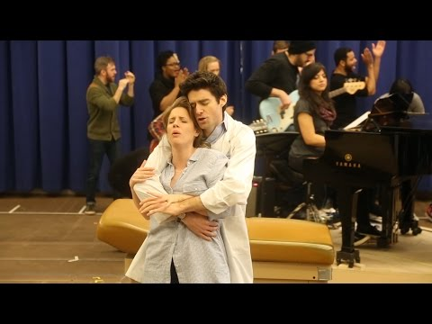 "Jessie Mueller and Drew Gehling Sing ""Bad Idea"" from Sara Bareilles' WAITRESS"