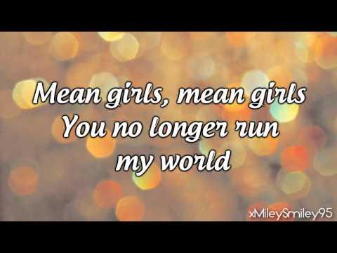Rachel Crow - Mean Girls (with lyrics)