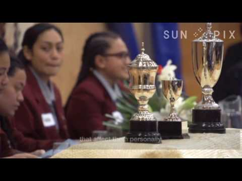 Vaiaso o le Gagana Samoa: Samoan Language Week 2016