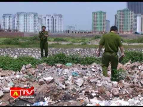 Truy tim chiec dau co gai Khu Trung Yen