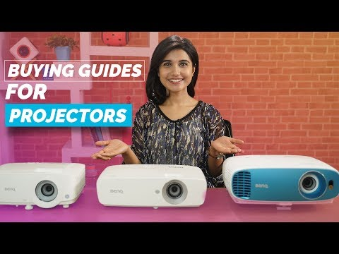 Things to Consider before buying a Projector!