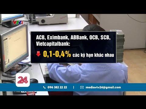 Hệ Thống Ngân Hàng Giảm Lãi Suất Cho Vay Và Huy động | VTV24