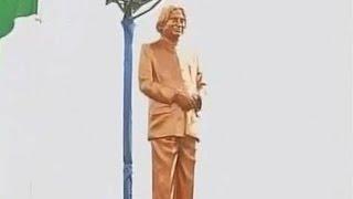 Statue of Dr APJ Abdul Kalam Unveiled in Rameswaram