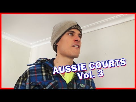 AUSSIE COURTS Vol. 3