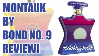 Montauk by Bond no. 9 Fragrance / Cologne Review