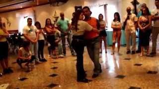 Baila Mundo - Lidio Freitas e Monique Marculano (II Dança Terê)